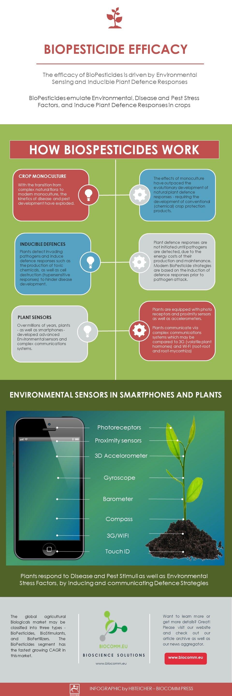 Biopesticides infographics tall
