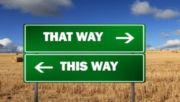 That way this way 3